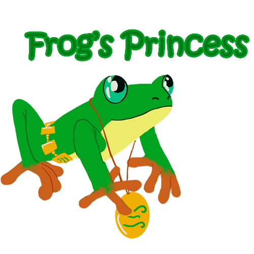 Frogs Princess